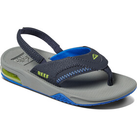 Reef Little Fanning Sandals Boys navy/lime